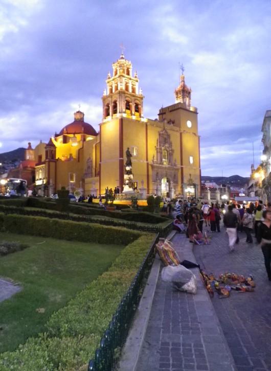 Eglise Nuestra señora de Guanajuato