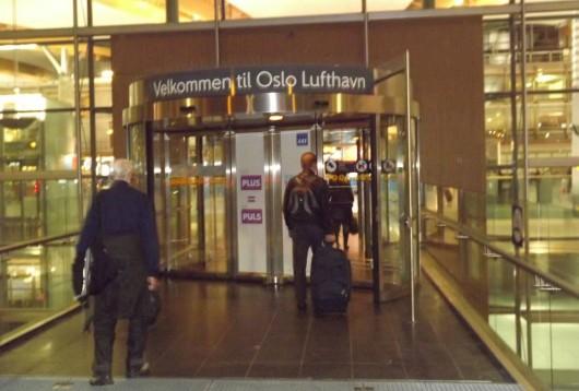 Aéroport d'Oslo
