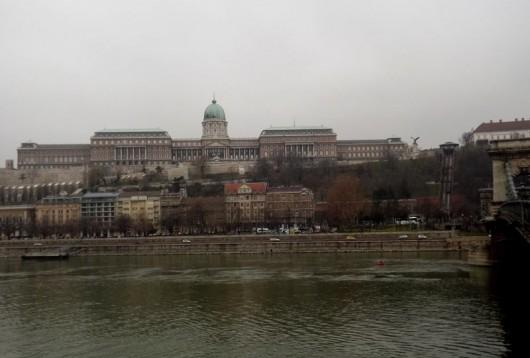 Colline du Château à Buda