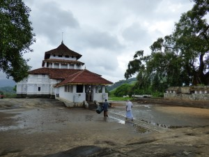 Le temple de Lankatilaka