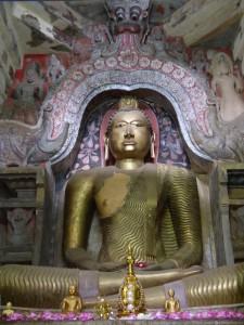 Le temple de Gadaladeniya