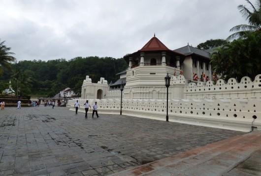 Le Temple de la Dent du Bouddha