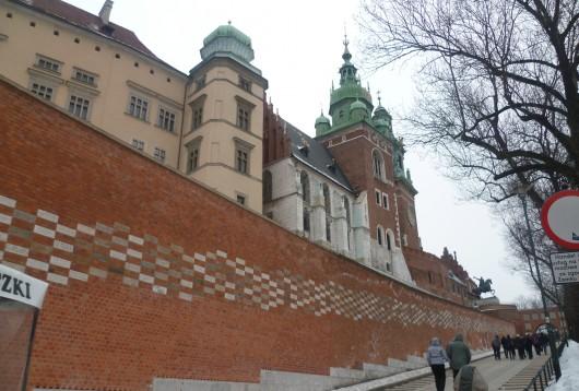 La Colline de Wawel
