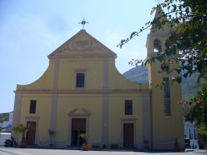L'église de San Vincenzo