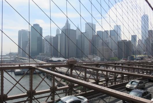 Une des vues depuis le pont