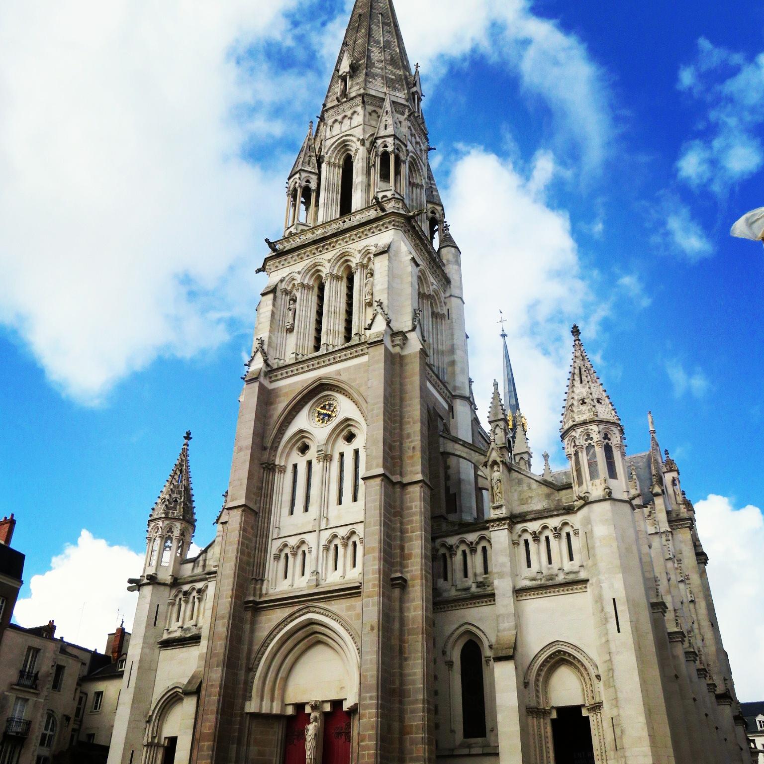 Façade de l'Eglise St Nicolas