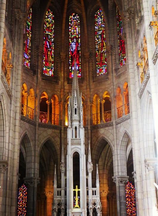 Le Choeur de l'Eglise