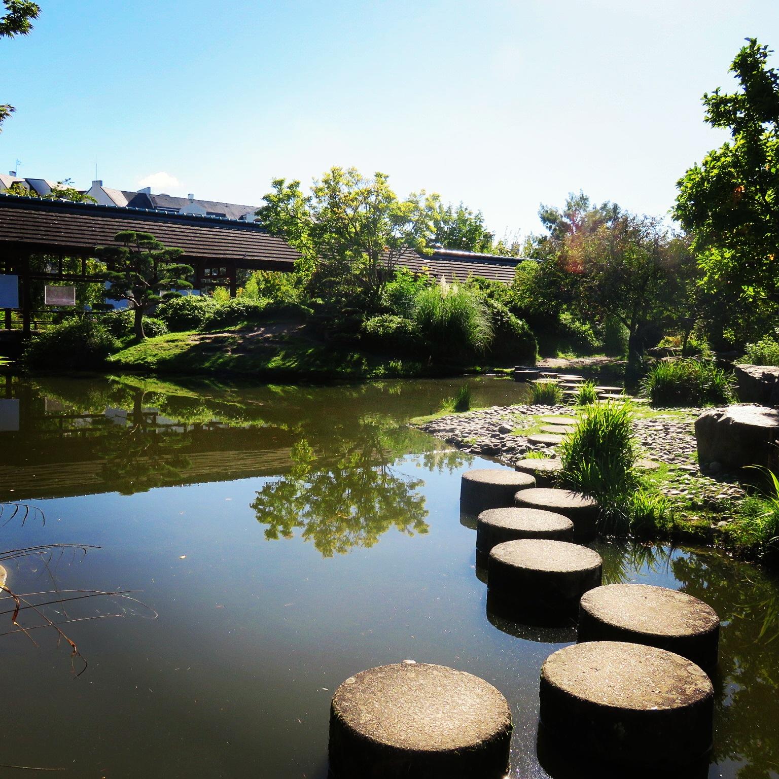 Que voir nantes notre top 10blog trotteur voyages et for Le jardin japonais nantes