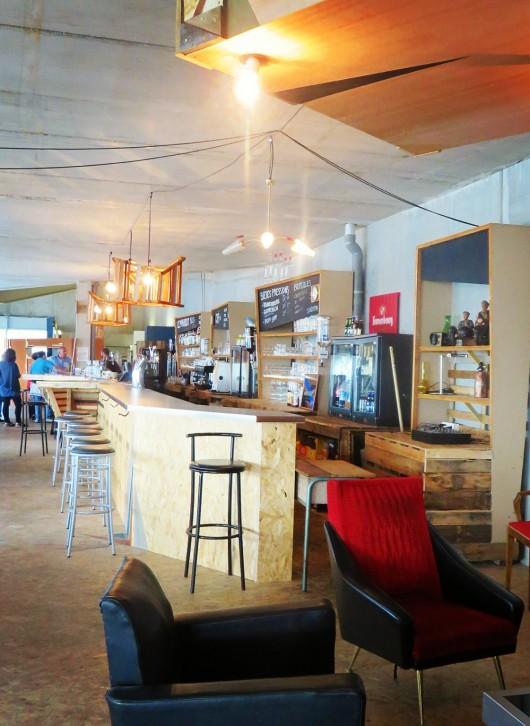 Restaurant Le Mahout vu de l'intérieur ;)