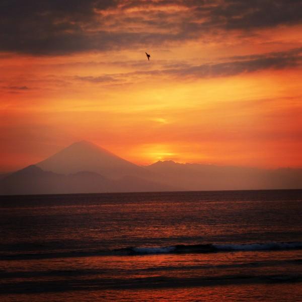 optimisation google coucher de soleil lombok