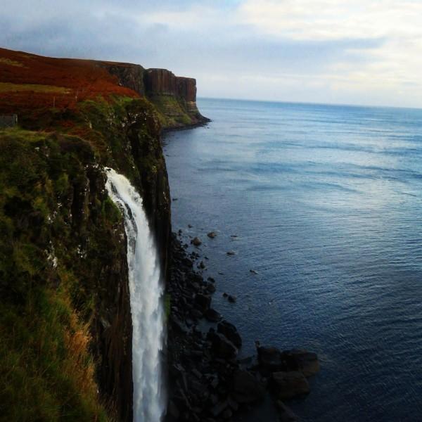 Kilt Rock et sa cascade