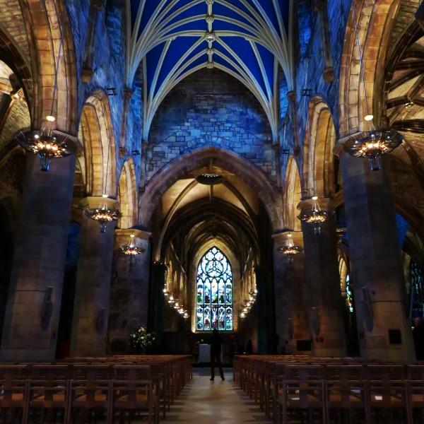 Cathédrale St Gilles