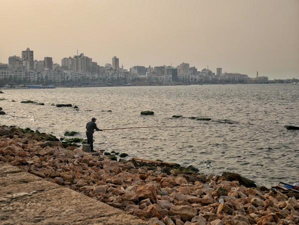 Corniche d'Alexandrie