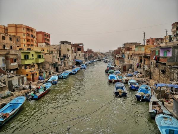 La Venise d'Alexandrie