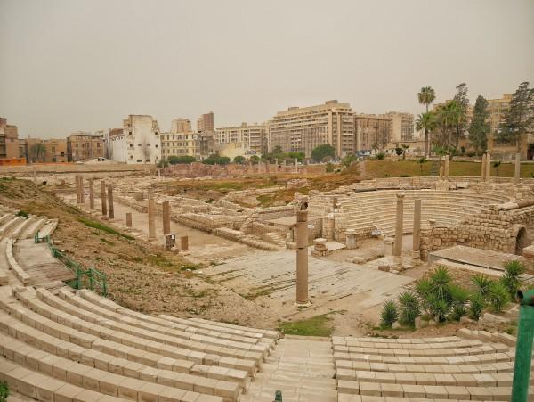 Arène d'Alexandrie