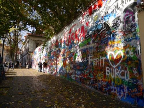 Mur de John Lennon