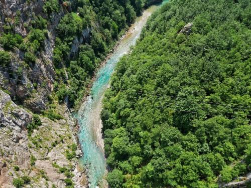 Gorge de la rivière tara